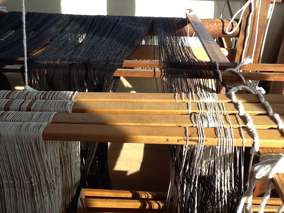 handspun and woven